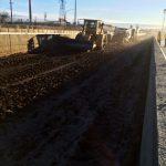 E-Bart Extension at Hillcrest Interchange